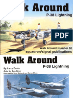 Walk Around P-38 Lightning (No. 30)