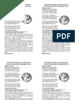 Adoración eucarística SPGV