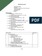Sistem Basis Data I