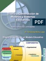 3- Diseño Didáctico de Modelo Educativo