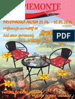 Piemonte April