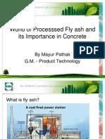 Mayur - Pozzocrete Presentation