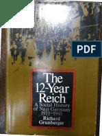 Richard Grunberger, The 12-Year Reich