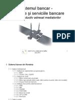 1278589110_Medierea in Domeniul Bancar Curs IBR[1] Copy