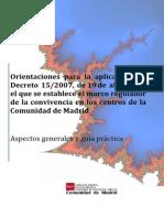 Orientaciones Aplicacion d 15 2007