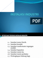 instalasi industri