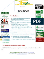 25th April,2014 Daily Global Rice E-Newsletter by Riceplus Magazine