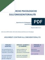 11. Omogenitorialità_Settimana Benessere Psicologico