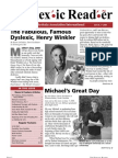 The Dyslexic Reader 2008 - Issue 49