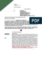 HRMC 4 0F 2014 Internal Communication 07 Feb 2014
