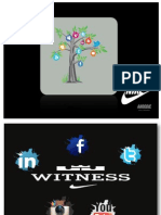 Nike Social Media Marketing