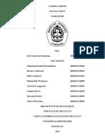 Laporan Resmi Pasang Surut Oseanografi Universitas Diponegoro Semarang-Materi dan Metode.