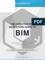 The Construction Marketers Guide to BIM From SpecifiedBy