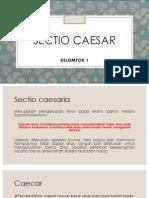 Sectio Caesar
