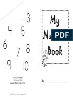 My Turtle Number Book