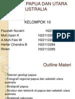 Tektonik Papua Dan Utara Australia
