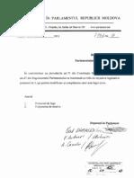 lege - schimbare sistem electoral aprilie 2013