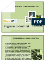 Fundamentos de Higiene Industrial 1