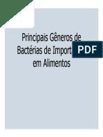 Bacterias Important Es