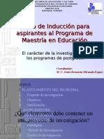 CURSO DE INDUCCION_MAESTRIAUPN