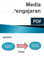 Tajuk 3 Media Pengajaran