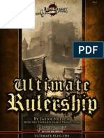 Ultimate Rulership (Full Color)