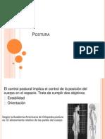 posturaymarcha