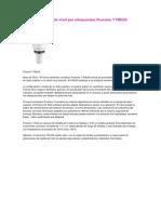 Nuevo Transmisor de Nivel Por Ultrasonidos Prosonic T FMU30