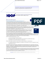 Iqcp Program