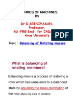 Dynamics of Machines1