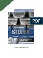 Silver Investors Starter Kit