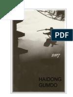 Haidong Gumdo Gup Manual