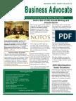WKACC Newsletter November 09