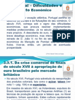 3.3 - Portugal - Dificuldades e Crescimento Económico