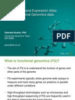 Arrayexpress and Expression Atlas Mining Functional Genomics Data-g.rustici