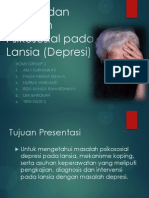 Home Group 2 Depresi Pada Lansia
