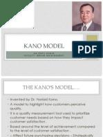 Kano Model branding
