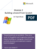 Brand From Scratch BM