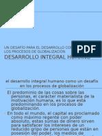 Desarrollo Integral Humano