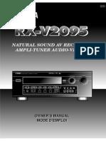 RX-V2095
