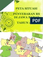 Peta RS Jabar 2013 (Feb. 2013)