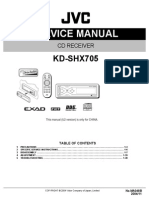KD-SHX705 (China Version) (Sm)