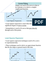 PP-312 Method of Least Squares