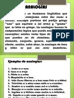 1.3 ASPECTOS GENERALES DE GRAMÁTICA Y ORTOGRAFÍA.