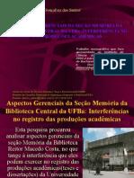 Memoria UFBA Monografia Publicada IBICT