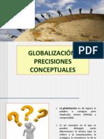 La Globalización (Precisiones)