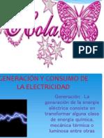 3 b Generaón y Consumo de La Electricidad