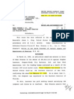 orders of federal district judge lawrence king and magistrate william turnoff