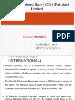Standard Chajgykuyoluil;89rtered Bank (SCB) (Pakistan