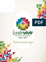 Plan Nacional Para El Buen Vivir 2013 2017